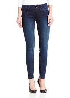 kensie Jeans Women's Curvy Skinny