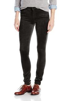 kensie Jeans Women's Suede Skinny Pant