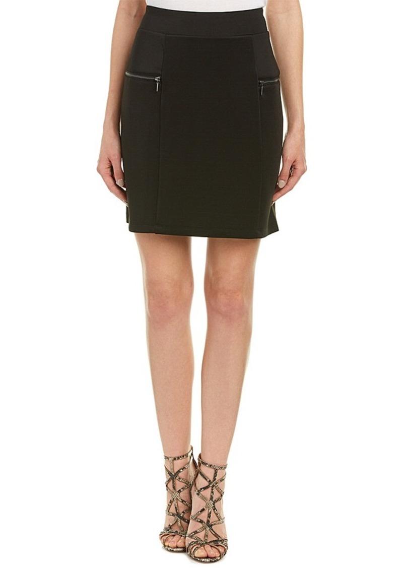 Kensie Kensie Seam A-Line Skirt