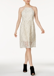 kensie Lace Racerback Dress
