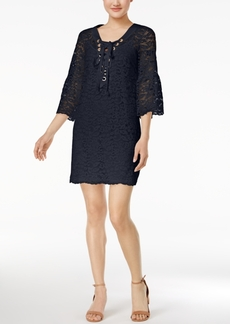 kensie Lace Shift Dress