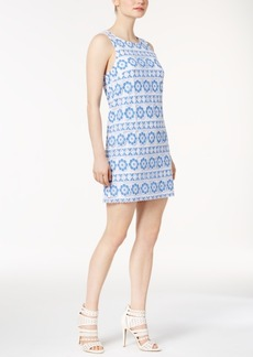kensie Lace Shift Dress