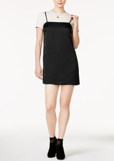 Kensie Layered-Look Slip Dress