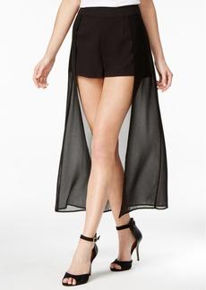 kensie Layered Shorts