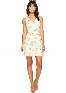 Lemon Tree Dress with Cut Out Back KS6U7019