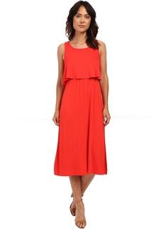 kensie Lightweight Viscose Spandex Dress KS6K7521