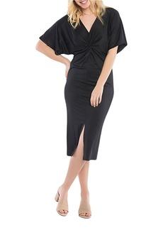 KENSIE Love Poetry Midi Dress