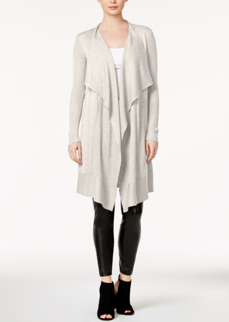 Kensie kensie Open-Front Waterfall Cardigan | Sweaters - Shop It To Me
