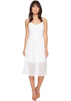 kensie Open Mech Lace Dress KS4K7686