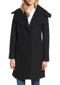 kensie Oversize Collar Coat