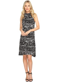 Kensie Painted Zigzag Dress KS1K7927