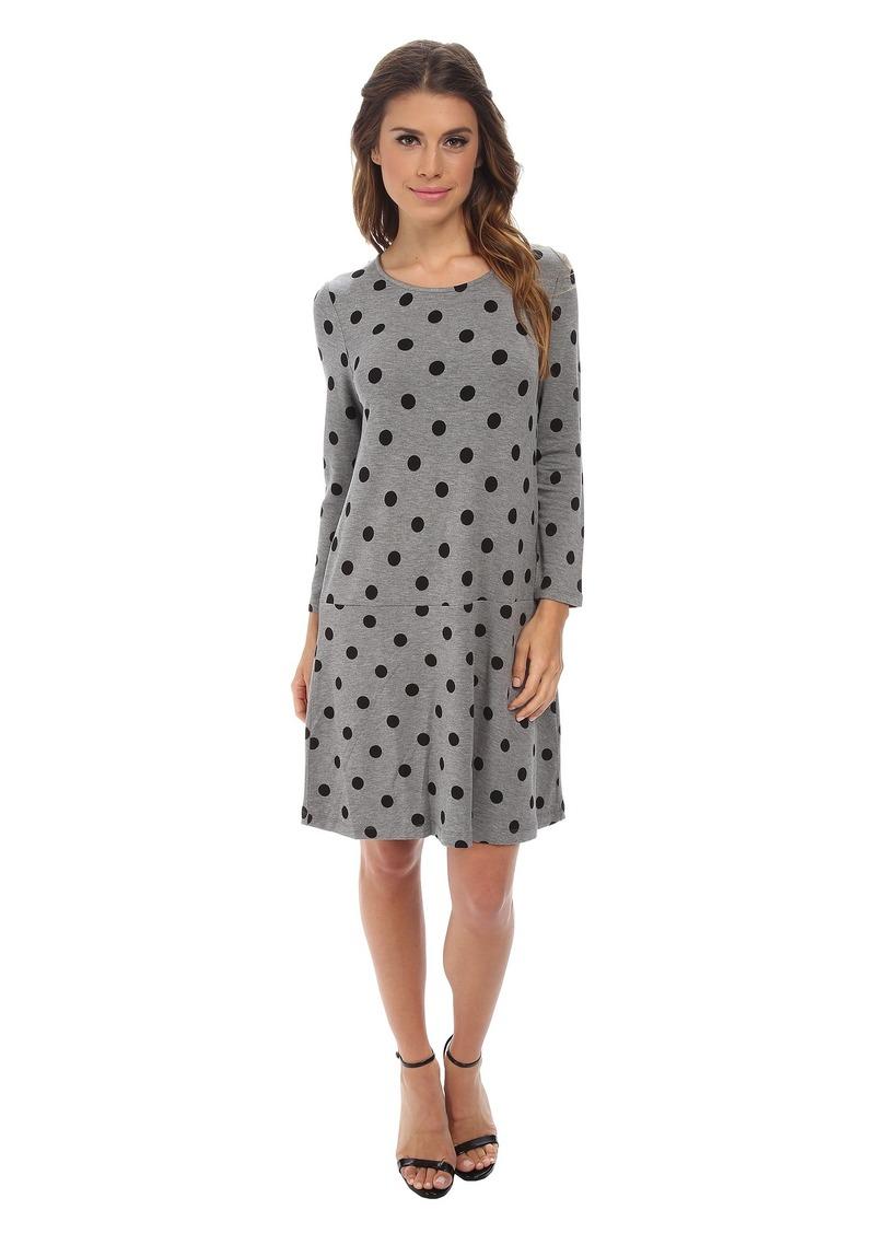 kensie Polka Dots Dress KS2K7427