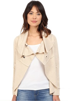 kensie Ponte Jacket KS8K2075