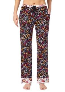 Kensie Pumpkin Spice Pajama Pants