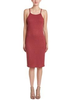 Kensie Rib Midi Dress