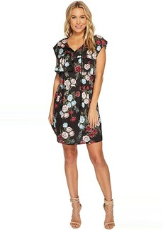 kensie Rose Bouquets Dress KSNK9879