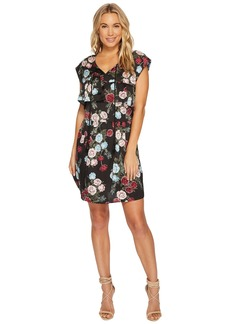 Kensie Rose Bouquets Dress KSNK9879