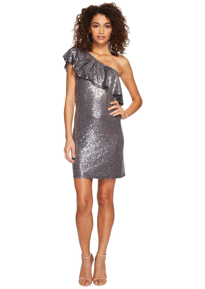 Kensie Sequin Jersey Dress KSDK8110