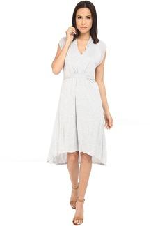 kensie Sheer Viscose Tee Dress KS4K9051
