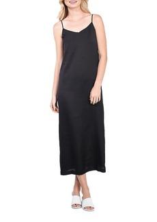 Kensie Shiny Slip Dress