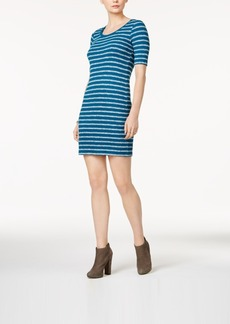 kensie Striped Sheath Dress
