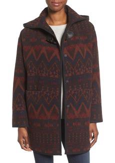 kensie Teddy Duffle Coat