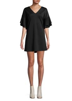Kensie Tiered Sleeve Dress