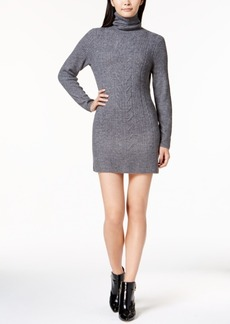 Kensie Turtleneck Sweater Dress