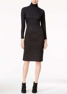 kensie Turtleneck Sweater Dress