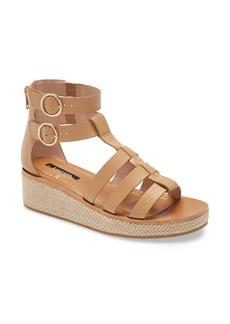 kensie Weldon Wedge Sandal (Women)