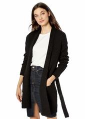 kensie Women's Belted Cardigan  S