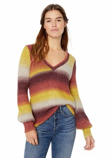 kensie Women's Blended Ombre Sweater  XS