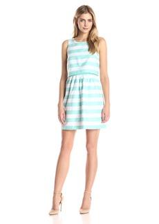 Kensie Women's Block Stripe Dress