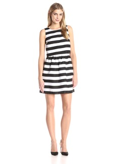 Kensie Women's Block Stripe Dress