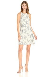 Kensie Women's Blossom Lace Dress  S