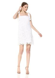 kensie Women's Bold Garden Lace Dress  M