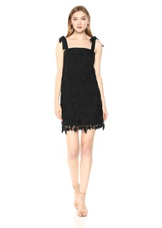 kensie Women's Bold Garden Lace Dress  XS