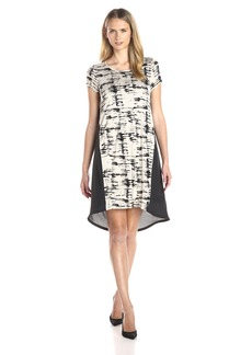 Kensie Women's Broken Stripes Dress