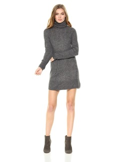 kensie Women's Cable Knit Sweater Dress  M