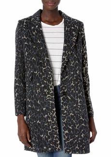 kensie Women's Casual Wool Coat  XL