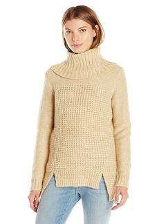 kensie Women's Comfy Knit Sweater  L