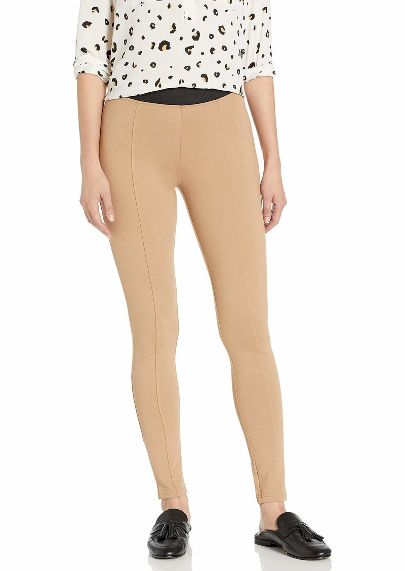 kensie Women's Compression Ponte Pant  Extra Large