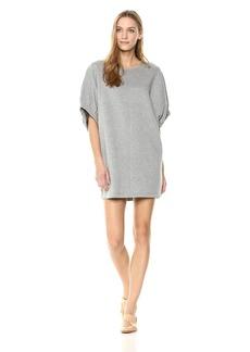 kensie Women's Cozy Fleece Dress  XL