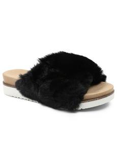 kensie Women's Daine Flat Sandal Women's Shoes