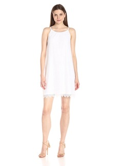 kensie Women's Dainty Lace Dress
