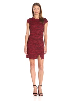 Kensie Women's Drapey Blend Dress