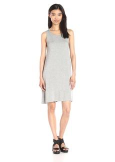 kensie Women's Drapey French Terry Dress