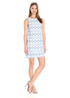 Kensie Women's Floral Lace Dress  L