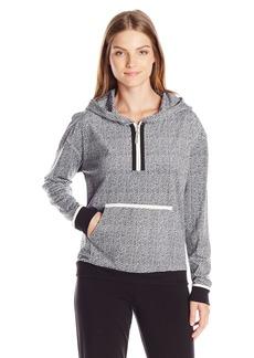 Kensie Women's Hoodie Silk Touch Fleece