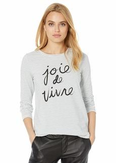 kensie Women's Joie de Vivre T-Shirt